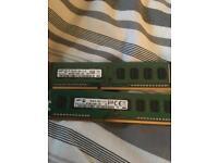 Samsung ddr3 6g ram memory