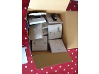 Various White light switches x15