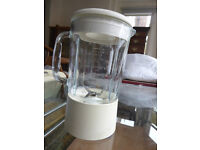 Original KitchenAid Blender - one litre capacity - easy to clean as cutter blades lift out