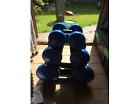 Fitness -mixed weights