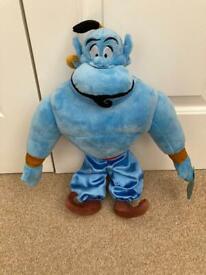 Disney Aladdin Genie Teddy