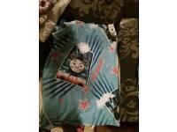 Toddler bed Thomas the Tank duvet set