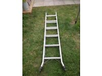 ABRU 3 WAY STEP LADDER
