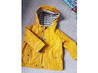 9-12 month yellow Zara jacket