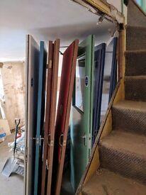 Selection of doors