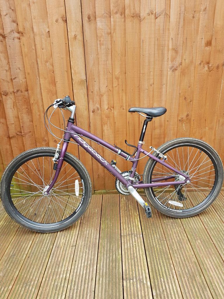 Ridgeback dimension girls mountain bike