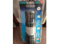 Unused Aqua Signal Nav light - Series 40 - Quickfit Tricolour/Anchor light - original packing