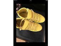 Yellow balenciaga