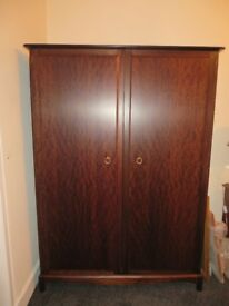 Double Wardrobe STAG make - immaculate !