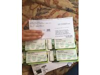 Rick Astley Tickets Delamere Forest
