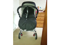 mamas & papas urbo2 pushchair/stroller, birth - 15 kgs, excellent condition!!!