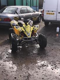 LTR 450!!!! Fuel injection top spec, 2007 £3750 (OnO)