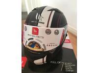 MT Blade Sv raceline Motorcycle helmet (small)