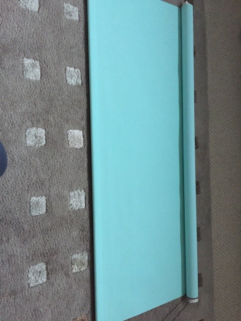 Roller Blind (Teal Colour) | in Hamilton, Leicestershire | Gumtree