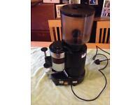 Brasilia RR45 commercial coffee grinder