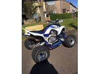 Raptor 700r special edition 2007 loads of extras must see