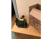 Shower pump - Salamander CT55 + XTRA 1.5 Bar
