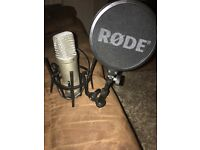 Rode NT1-A Vocal mic