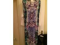 Size 20 maxi dress
