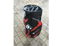 Motocaddy golf cart bag