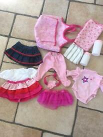 Baby doll clothes & accessories