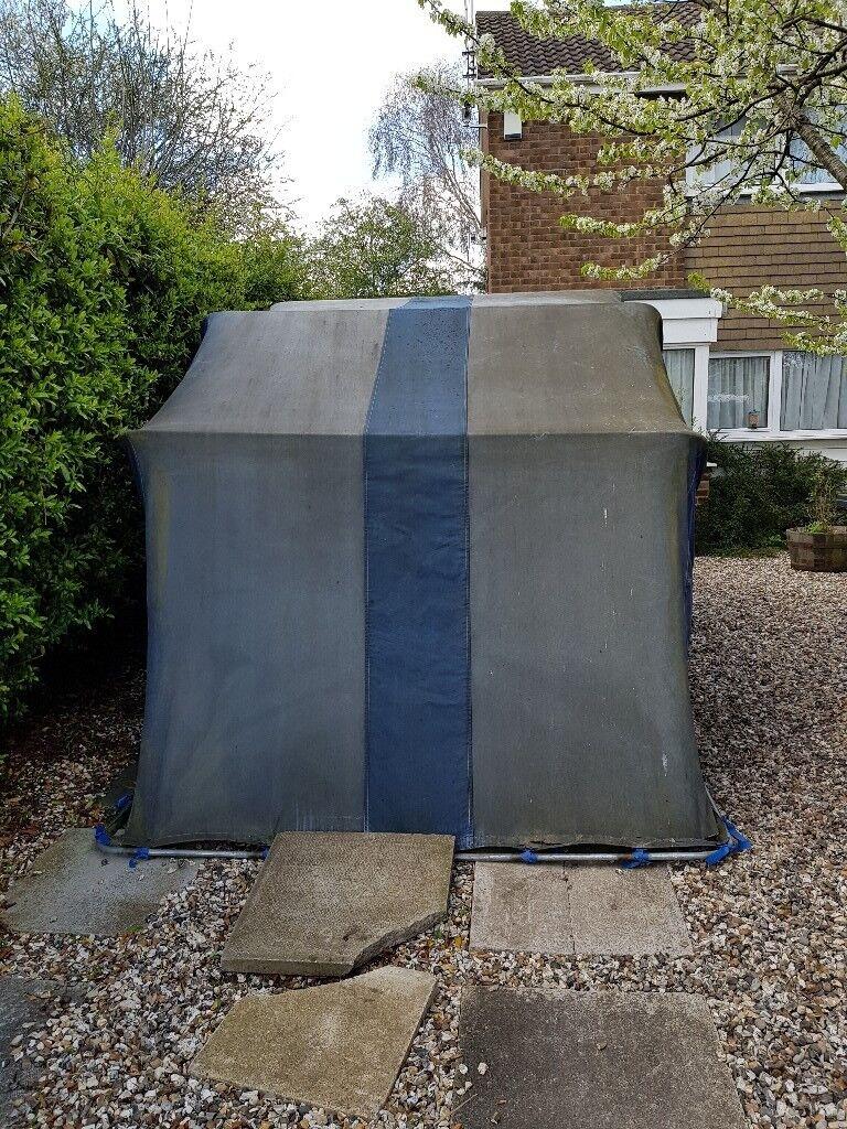 For Sale Portable Canvas Folding Garage | in Swindon ...