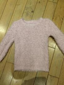 Girls age 4-5 winter jumpers