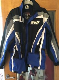 Wulf sport jacket new never used