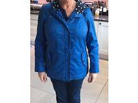 Hardly worn ladies size 16 jacket from Maine Debenhams