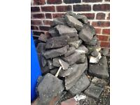 FREE to collect large garden stones