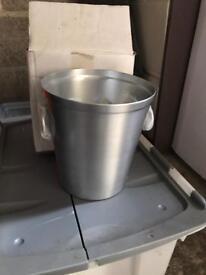 Brand new ice bucket