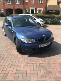 BMW 1 Series. 77000 miles.