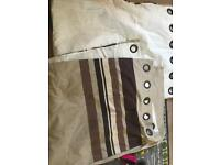 """Ring top curtains 90""""90 pick up Barrhead g78"""