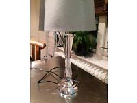 Beautiful sparkly table lamp