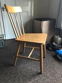 IKEA OLLE KITCHEN DINING ROOM CHAIR