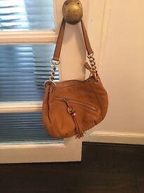 Michael kors handbag sandy brown colour