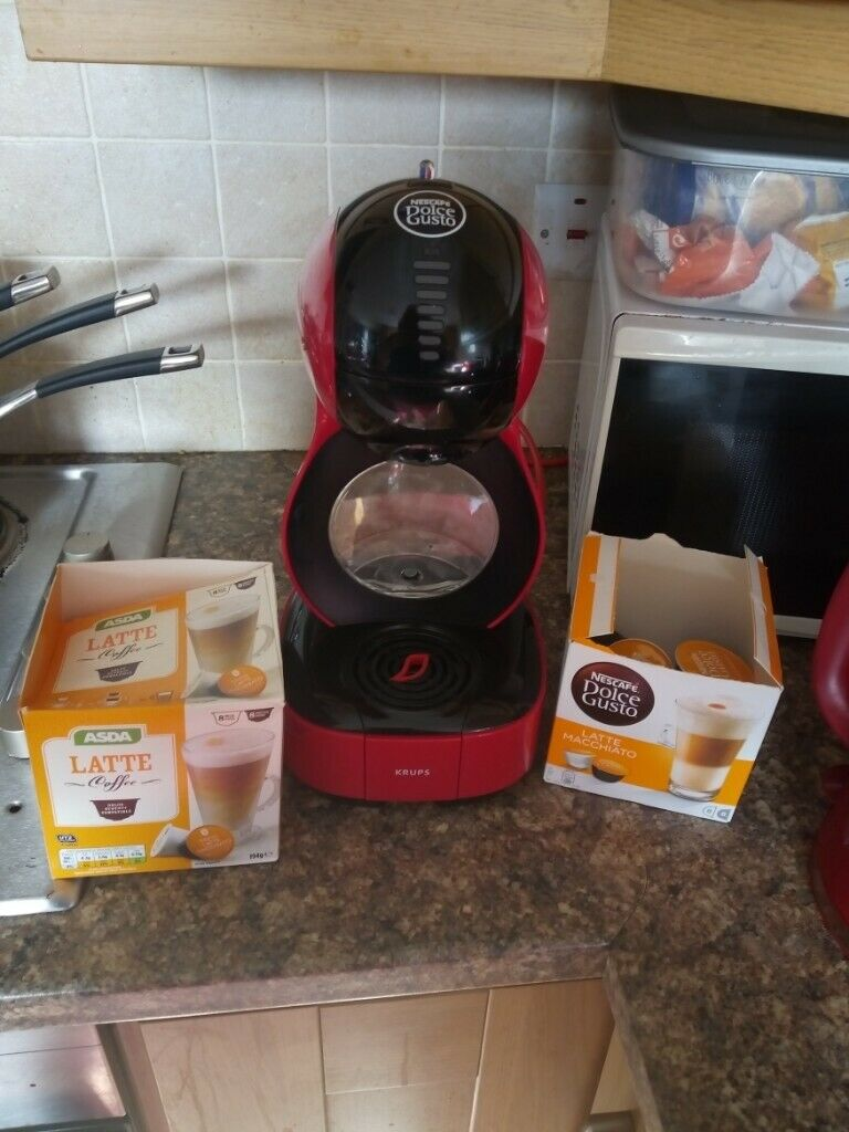 Dolce Gusto Coffee Machine In Ballynahinch County Down Gumtree