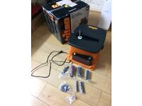 Triton 450W Dual Action Oscillating Spindle/Bobbing & Belt Sander 977604