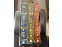 The Lord of the Rings: Special Extended DVD Edition