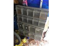 Van storage rack