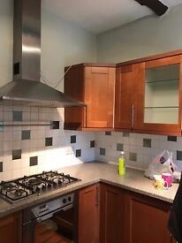 Kitchen units oven hob extractor