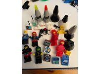 Lego spaceman/astronauts