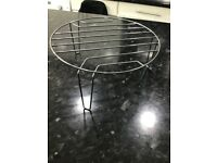 Baking and cooking, cooking rack, baking and cooling steaming rack stand. £2.