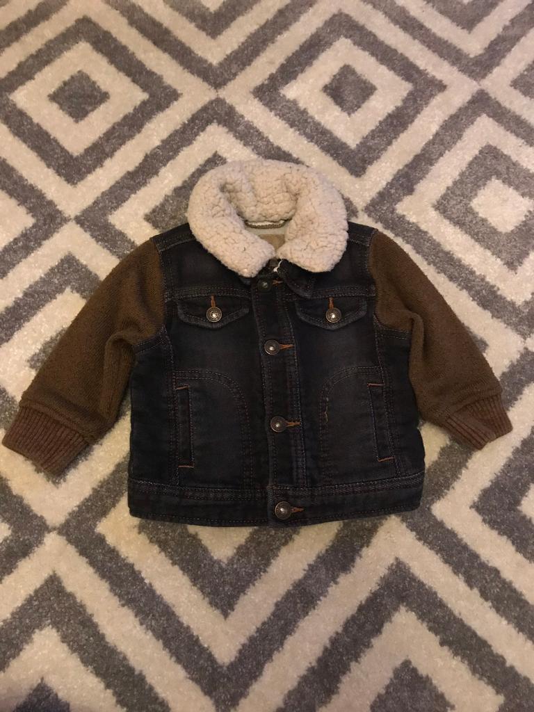 e0734539dab9 Next Baby Jacket