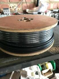 Satellite/co-axial cable - 100 metre reel