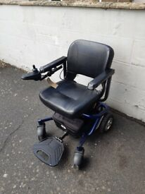 Elite electric wheelchair - Collection Hanham