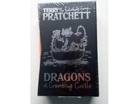 Terry Pratchett Dragons at Crumbling Castle Deluxe Collectors Edition