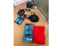 Ski Jacket & Full Kit