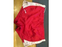 Puma Shorts - Size 6, I'd say they were a large