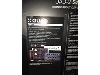 Universal Audio UAD-2 Satellite Quad Core - Thunderbolt (brand new)